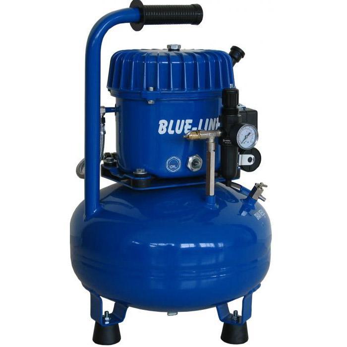 kompressor l b50 15 tystg ende blue line 32 l min. Black Bedroom Furniture Sets. Home Design Ideas