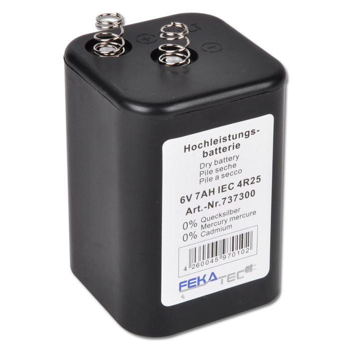 6v batteri