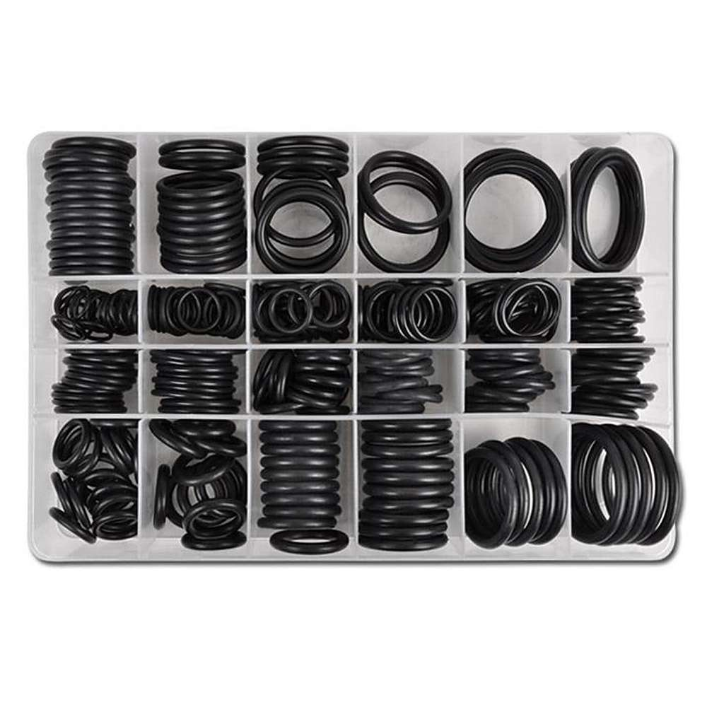 o ring sortiment xxl 18 50 mm 285 stycken. Black Bedroom Furniture Sets. Home Design Ideas