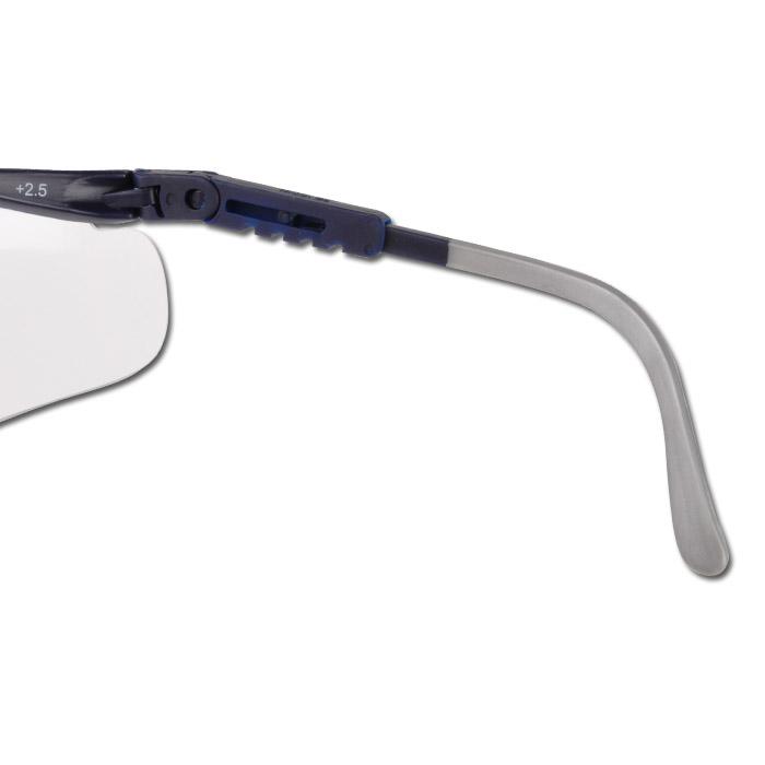 Skydds-   läsglasögon - dubbelslipade - EN 166 klass 1F 2f8a1c15bca03